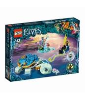 KLOCKI LEGO ELVES NAIDA I ZASADZKA NA ŻÓŁWIA WODY 41191