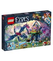 KLOCKI LEGO ELVES UKRYTA LECZNICA ROSALYN 41187