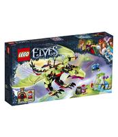 KLOCKI LEGO ELVES ZŁY SMOK KRÓLA GOBLINÓW 41183