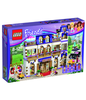 KLOCKI LEGO FRIENDS GRAND HOTEL W HEARTLAKE 41101