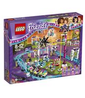 KLOCKI LEGO FRIENDS KOLEJKA GÓRSKA W PARKU ROZRYWKI 41130