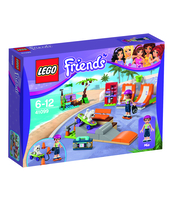KLOCKI LEGO FRIENDS SKATEPARK W HEARTLAKE 41099