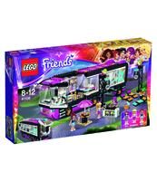 KLOCKI LEGO FRIENDS WÓZ KONCERTOWY GWIAZDY POP 41106
