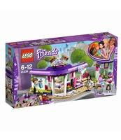 KLOCKI LEGO FRIENDS ARTYSTYCZNA KAWIARNIA EMMY 41336