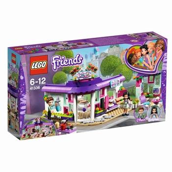 Klocki Lego Friends Artystyczna Kawiarnia Emmy 41336 Selgros24pl
