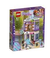 KLOCKI LEGO FRIENDS ATELIER EMMY 41365