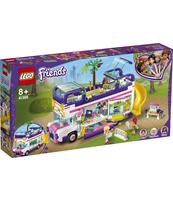 KLOCKI LEGO FRIENDS AUTOBUS PRZYJAŹNI 41395