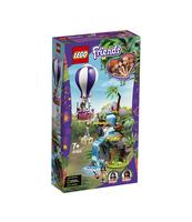 KLOCKI LEGO FRIENDS BALONEM NA RATUNEK TYGRYSOWI 41423