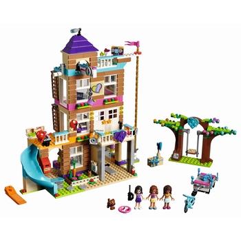 KLOCKI LEGO FRIENDS DOM PRZYJAŹNI 41340