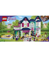 KLOCKI LEGO® FRIENDS DOM RODZINNY ANDREI 41449