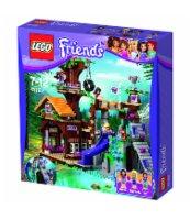 KLOCKI LEGO FRIENDS DOMEK NA DRZEWIE 41122