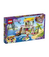 KLOCKI LEGO FRIENDS DOMEK NA PLAŻY 41428