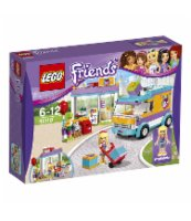 KLOCKI LEGO FRIENDS DOSTAWCA UPOMINKÓW W HEARTLAKE 41310