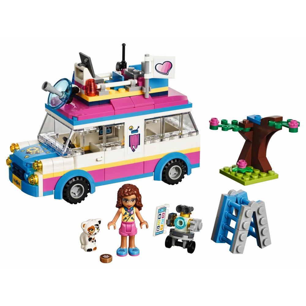 KLOCKI LEGO FRIENDS 'FURGONETKA OLIVII 41333