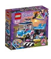 KLOCKI LEGO FRIENDS FURGONETKA USŁUGOWA 41348