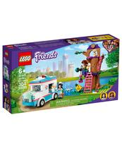 KLOCKI LEGO® FRIENDS KARETKA WETERYNARYJNA (41445)