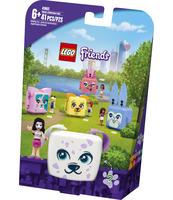 KLOCKI LEGO® FRIENDS KOSTKA EMMY Z DALMATYŃCZYKIEM 41663