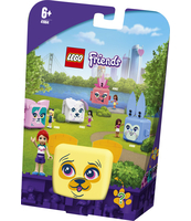 KLOCKI LEGO® FRIENDS KOSTKA MII Z MOPSEM 41664