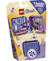 KLOCKI LEGO FRIENDS KOSTKA DO ZABAWY EMMY 41404