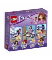 KLOCKI LEGO FRIENDS KREATYWNE LABORATORIUM OLIVII 41307