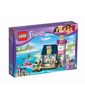 KLOCKI LEGO FRIENDS LATARNIA MORSKA HEARTLAKE 41094