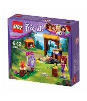 KLOCKI LEGO FRIENDS LETNI OBÓZ ŁUCZNICZY 41120