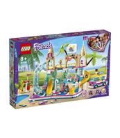 KLOCKI LEGO FRIENDS LETNIA ZABAWA W PARKU WODNYM 41430