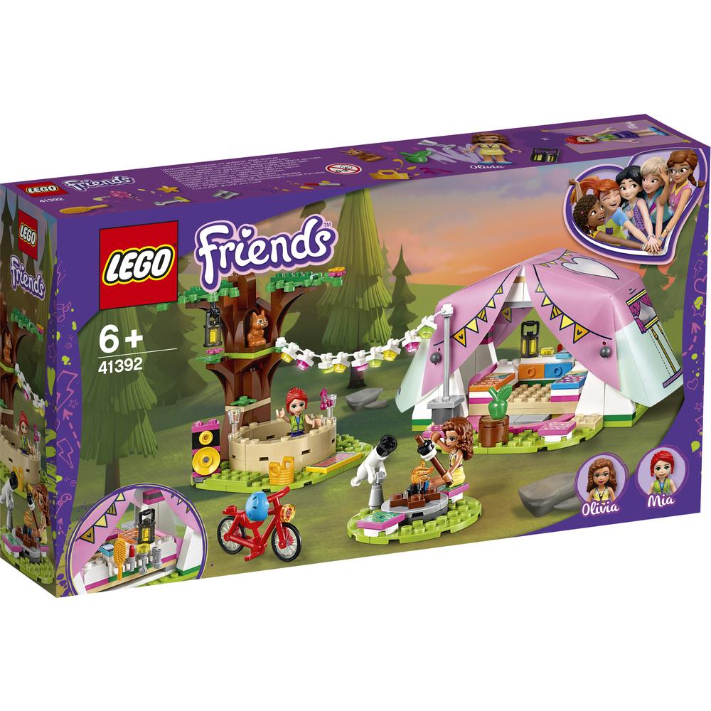 KLOCKI LEGO FRIENDS LUKSUSOWY KEMPING 41392