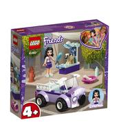 KLOCKI LEGO FRIENDS MOBILNA KLINIKA WETERYNARYJNA EMMY 41360