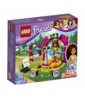 KLOCKI LEGO FRIENDS MUZYCZNY DUET ANDREI 41309