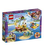 KLOCKI LEGO FRIENDS NA RATUNEK ŻÓŁWIOM 41376