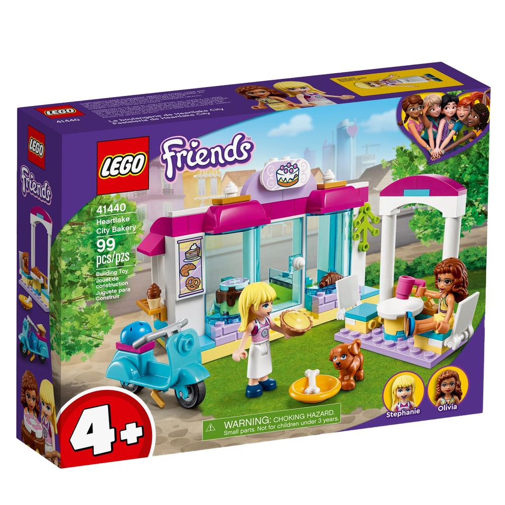 KLOCKI LEGO® FRIENDS PIEKARNIA W HEARTLAKE CITY (41440)