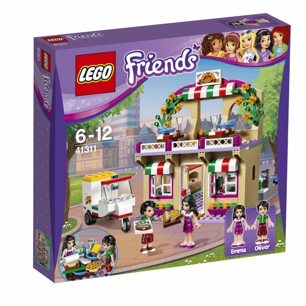 KLOCKI LEGO FRIENDS PIZZERIA W HEARTLAKE 41311