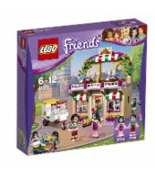 KLOCKI LEGO FRIENDS PIZZERIA W HEARTLAKE 41311