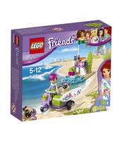 KLOCKI LEGO FRIENDS PLAŻOWY SKUTER MII 41306
