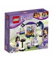 KLOCKI LEGO FRIENDS PRACOWNIA FOTOGRAFICZNA EMMY 41305