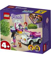KLOCKI LEGO® FRIENDS SAMOCHÓD DO PIELĘGNACJI KOTÓW 41439