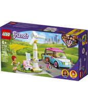 KLOCKI LEGO® FRIENDS SAMOCHÓD ELEKTRYCZNY OLIVII 41443