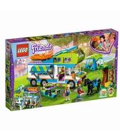 KLOCKI LEGO FRIENDS SAMOCHÓD KEMPINGOWY MII 41339