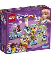 KLOCKI LEGO FRIENDS WÓZEK Z LODAMI 41389