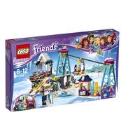 KLOCKI LEGO FRIENDS WYCIĄG NARCIARSKI W ZIMOWYM KURORCIE 41324