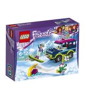 KLOCKI LEGO FRIENDS WYCIECZKA SAMOCHODEM TERENOWYM 41321