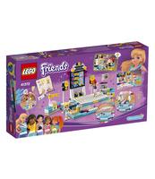 KLOCKI LEGO FRIENDS WYSTĘP GIMNASTYCZNY STEPHANIE 41372
