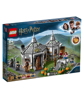 KLOCKI LEGO HARRY POTTER CHATKA HAGRIDA: NA RATUNEK HARDODZIOBOWI 75947
