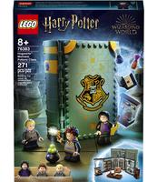 KLOCKI LEGO® HARRY POTTER™ CHWILE Z HOGWARTU™: ZAJĘCIA Z ELIKSIRÓW 76383