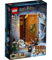 KLOCKI LEGO® HARRY POTTER™ CHWILE Z HOGWARTU™: ZAJĘCIA Z TRANSFIGURACJI 76382