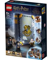 KLOCKI LEGO® HARRY POTTER™ CHWILE Z HOGWARTU™: ZAJĘCIA Z ZAKLĘĆ I UROKÓW 76385
