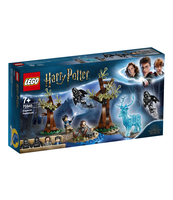KLOCKI LEGO HARRY POTTER EXPECTO PATRONUM 75945