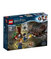 KLOCKI LEGO HARRY POTTER LEGOWISKO ARAGOGA 75950
