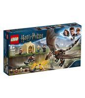 KLOCKI LEGO HARRY POTTER ROGOGON WĘGIERSKI NA TURNIEJU TRÓJMAGICZNYM 75946